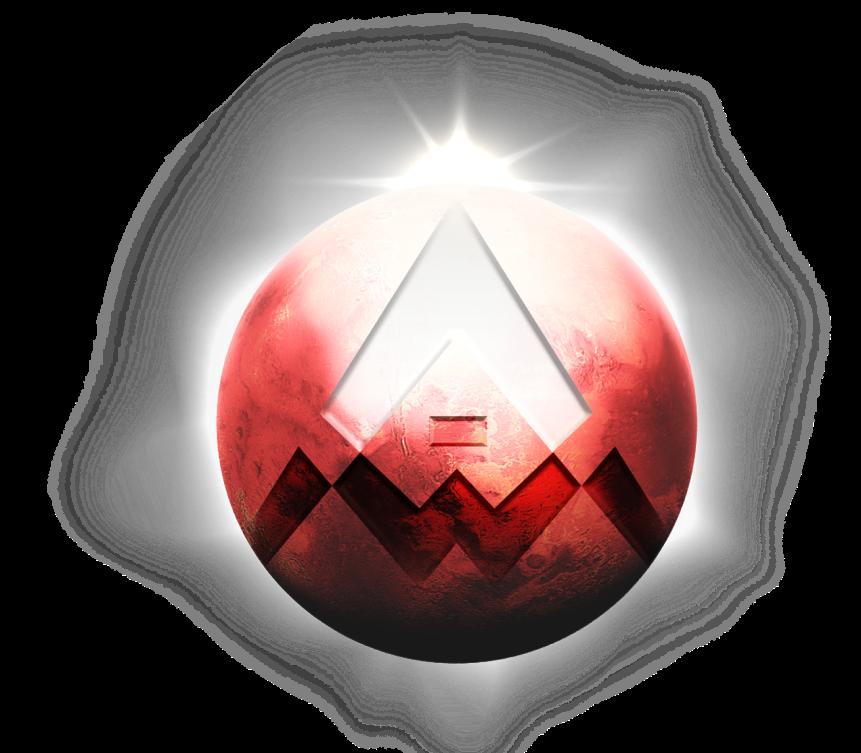 Aleph Website - Homepage Logo