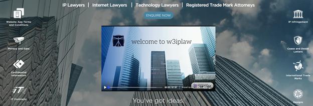 the #2 attorney website