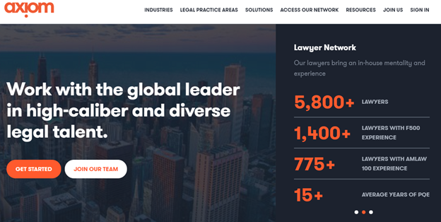 the #3 attorney website