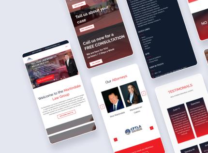 attorney website solutions