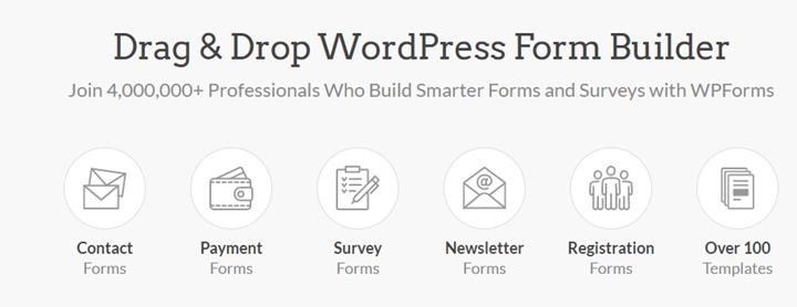 wp forms help convert prospect