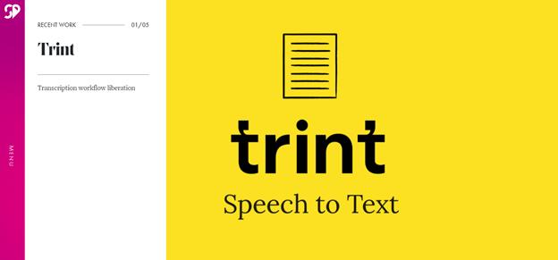 Trint Design