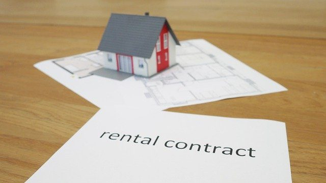 rental contract for real estate